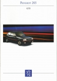205 GTi 1993 Prospect