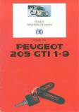 205 GTi Presentatie